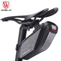 Bag Cycling MTB Mountain Bike Seat Tail Rear Pouch Sport Saddle Waterproof Bags