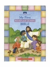 My First Read And Learn Bible Free Shipping