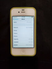 Apple iPhone 4s - 32GB - White (Sprint) Model MD380LL/A