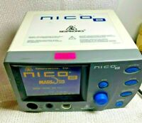 Respironics NICO2 Cardiopulmonary CO2 Monitor NICO 2 WORKS