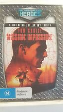 Mission Impossible Collectors Edit [2 DVD Set] NEW & SEALED, Region 4, FREE Post