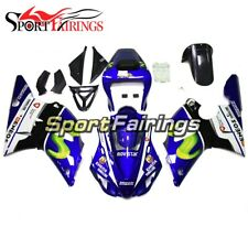 ZXMOTO Y1099BLU Motorcycle Bodywork Fairing Kit for Yamaha YZF R1 1998-1999 Blue Pieces//kit: 14