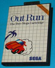 Out Run - Sega Master System - USA