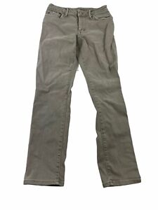American Eagle Outfitters Mens Slim Jeans Gray Stretch Pockets 28 x 30
