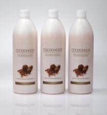 COCOCHOCO Original Brazilian Keratin Hair Treatment 3x 1000 ml | Official seller