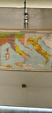 More details for vintage old school  map of ancient italy