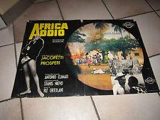 JACOPETTI-PROSPERI AFRICA ADDIO 1966 FOTOBUSTA