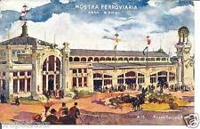 lo 028 1906 -Milano - Esposizione 1906 - Mostra ferroviaria  - non viaggiata. FP