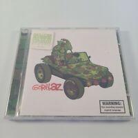 Gorillaz Self Titled CD