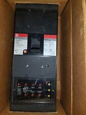 Ge Tkh12S 3 pole 1200 amp 600v Circuit Breaker Ts20Lsit1 Rms-9 1000 plug