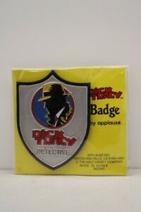 Dick Tracy Detective Pin Badge Applause