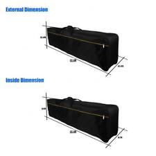 88-Key Keyboard Electric Piano Padded Case Gig Bag 420D Oxford Cloth Black S7U4