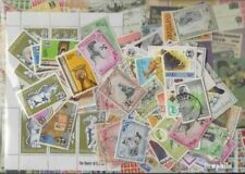 Swasiland Timbres 500 différents timbres