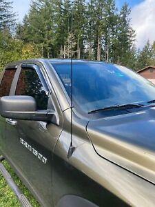 "31"" Black Antenna Mast Power Radio AM/FM for DODGE RAM 1500 2500 3500 1999-2008"