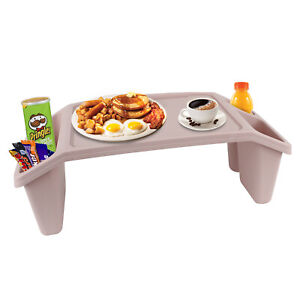 Laptop Tray Bed Lap Table Computer Notebook Portable Desk Breakfast TV Dinner