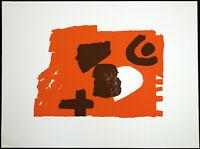 Untitled, 1971. Farblithographie von Hans LAABS (1915-2004 D), handsigniert
