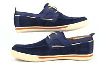 Tommy Bahama Calderon Slip-On Shoes - Men's Size 9.5 - Blue