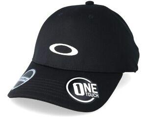 Oakley Men's Sensational Tech Cap - Black Out, L/XL  - New unique design