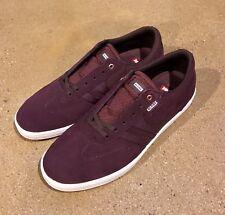 Globe Empire Rum Raisin Antique Size 12 US BMX DC Skate Shoes Sneakers