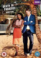 Death in Paradise - Series 4 [DVD] [2015][Region 2]