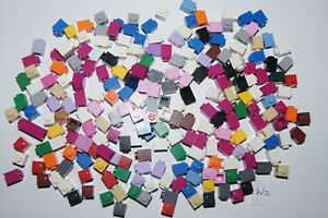Lego 225 1x1 building blocks # 3005 House Castle = good 4 mosaics (W2) GENUINE