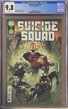 Suicide Squad #2 CGC 9.8