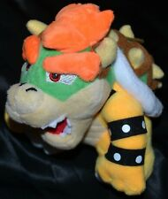 "7"" Bowser King Koopa Super Mario Bros. Brothers Plush Toys Dolls Stuffed Animals"