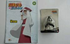 NARUTO SHIPPUDEN FIGURINE HIRUZEN COLLECTION ALTAYA + LIVRET NEUF