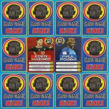 Kick Football Trading Cards 2017-2018 Season