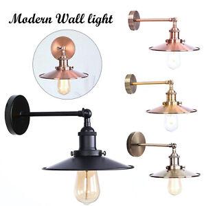 Retro Industrial Modern Metal Lamp Shade Edison Wall Light Lamp Sconce ON SALE!!