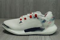 63 Adidas Alphatorsion Boost USA White Red Blue FY3718 Mens Shoes Size 9.5