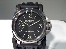 "PANERAI Ref. PAM00111 LUMINOR MARINA Automatic S/Steel 44mm ""J"" 2007! VERY NICE!"
