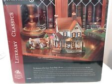 Department 56 Literary Classics Tom Sawyer Aunt Polly's House Christmas Village