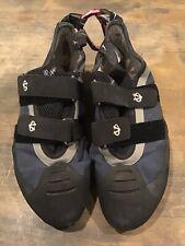 Trax Xf3 Evolv Women's Climbing Shoe, Dark Blue, Sz 11
