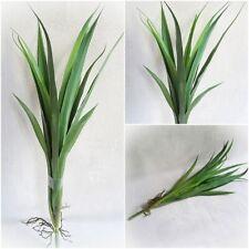 Dekogras Grasbusch Blattbusch H 38 cm künstliches Gras Kunstpflanzen Grasbündel