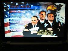 My Fellow Americans (DVD, 1997) Jack Lemmon DVD ONLY SLIM CD/DVVD STORAGE CASE