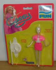 Cassy Doll Summer Fun pink Outfit with Mannequin. Unused.Hornby 1991 vintage