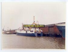 "tr495 - UK Fishing Trawler - Colonel Templer, built 1966 - photo 8"" x 6"""