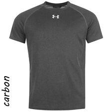 Gr. L Under Armour UA Locker T-Shirt Farbe: Carbon Gr. L (fällt groß aus)