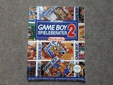 Der Offizielle Gameboy Spieleberater 2 Lösungsbuch Nintendo Buch Magazin