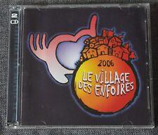 Les Enfoirés - restos du coeur, le village des enfoirés 2006, 2CD