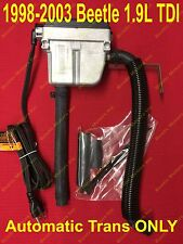 VW Beetle 1.9 L TDI Engine Block Heater 1998-2003 Automatic Transmission BTL3