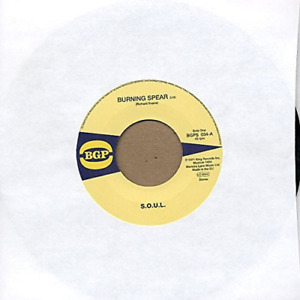 "Burning Spear [7"" VINYL]"