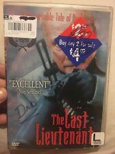 The Last Lieutenant (DVD, 2000)