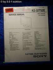 Sony service manual fonction 32ts2e Color tv (#4882)