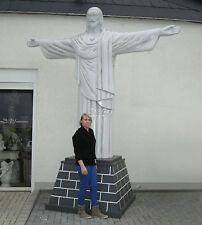 JESUS CHRISTUS STATUE 375 cm RIO DE JANEIRO WM 2014 GROßVERANSTALTUNG FUßBALL