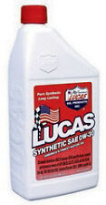 SYNTHETIC SAE 0W-30 MOTOR OIL 1 QUART