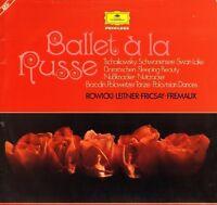 2726 013 ROWICKI/LEITNER/FRICSAY/FREMAUX ballet a la russe DOUBLE LP PS NM/EX