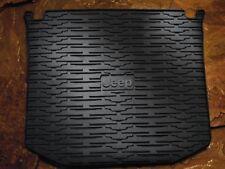 Jeep Grand Cherokee 2011 - 2012 OEM slush rubber cargo mat Mopar  82212085
