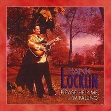 Please Help Me I'm Falling by Hank Locklin 1995, 4 Discs, Bear Family Box Set